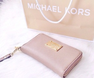 Michael Kors, fashion, and purse image