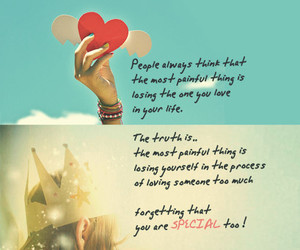 quotes, love, and special image