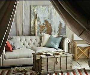 room and sofa image