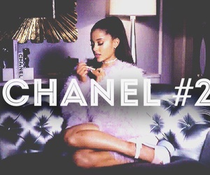 scream queens, ariana grande, and chanel image