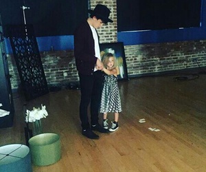 dwts, skylynn, and hayes grier image