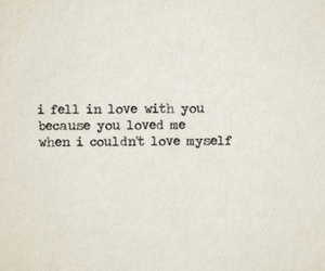 love, quotes, and text image