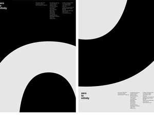black and white, graphic design, and posters image