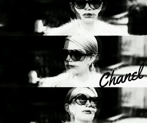chanel, emma roberts, and Queen image