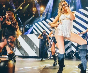 singer, perrie edwards, and little mix image