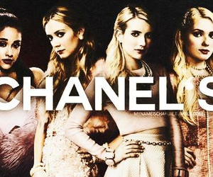 scream queens, chanels, and series image