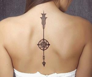 inspiration, tattoo, and pfeil image
