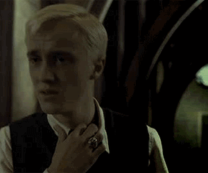 harry potter and drago malfoy image