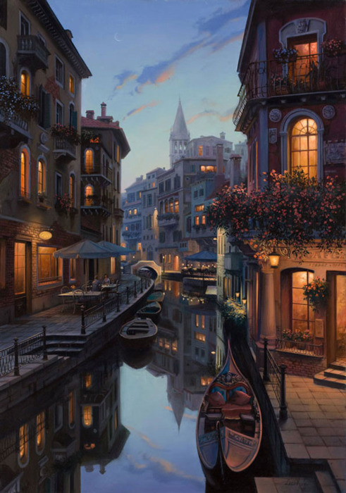ჩვენი ოცნების ქალაქი - ვენეცია