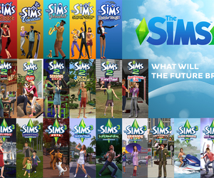 sims, sims 3, and sims 2 image