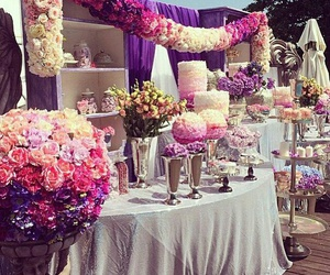 beautiful, ceremony, and decorate image