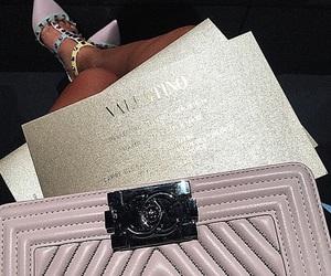 fashion, Valentino, and bag image
