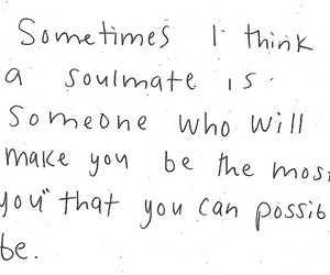 soulmate, quotes, and text image