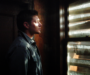 dean winchester, guy, and supernatural image