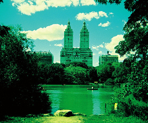 Central Park, manhattan, and new york city image