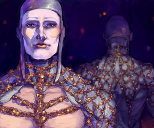 cirque du soleil, drawing, and cirque du mamire image