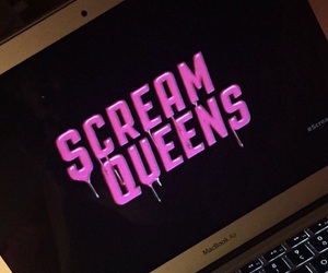 scream queens, emma roberts, and pink image