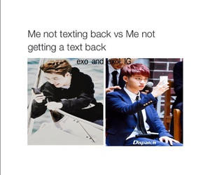 do, exo, and meme image