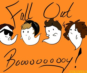 fall out boy, FOB, and Halloween image