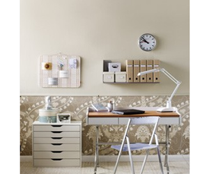 dreamy, I WISH, and home office image