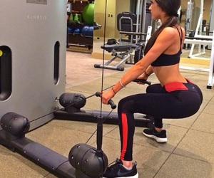 goal, motivation, and workout image