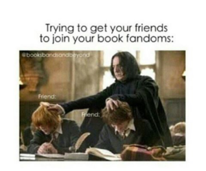 fandom, book, and harry potter image