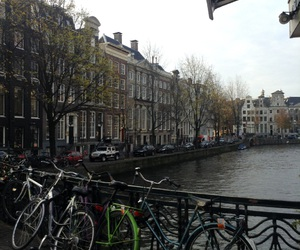amsterdam, europe, and river image