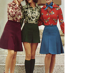 70s, fashion, and vintage image