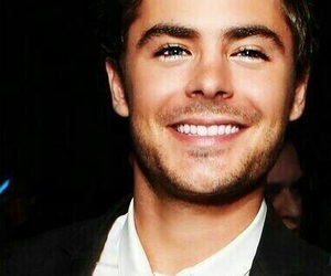 suit and zac efron image
