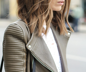classy, hair, and fashion image
