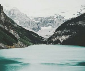 landscape, mountains, and nature image