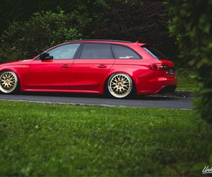 rs4, audi, and low image
