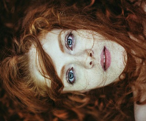 beautiful, ginger, and redhead image