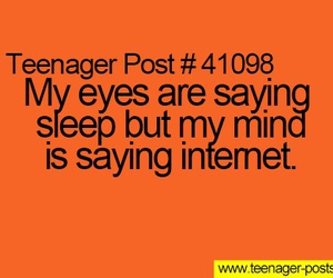 teenager post, internet, and teenager image