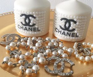 candles, chanel, and diy image