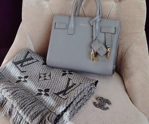 bag, luxury, and chanel image