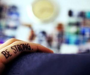 be strong, pretty, and beautiful image