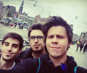 rubius, mangel, and alexby image