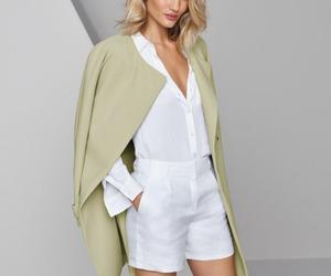 model, rosie huntington-whiteley, and fashion image