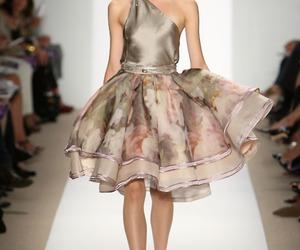 fashion, catwalk, and dress image