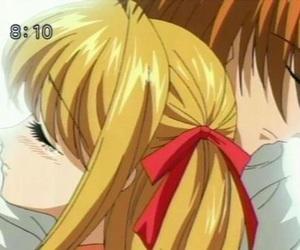 anime, kaito, and pichi pichi pitch image