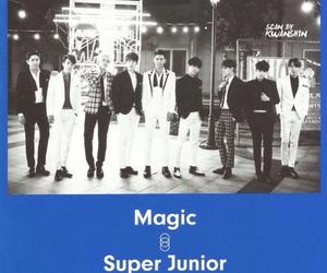 elf, magic, and super junior image