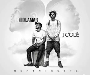 j cole, kendrick lamar, and rap image