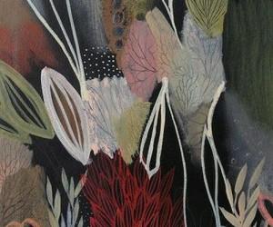 art, illustration, and pattern image