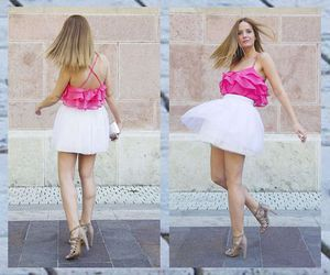 fashion, girly, and glamour image