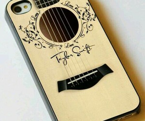 case, iphone case, and guitar image