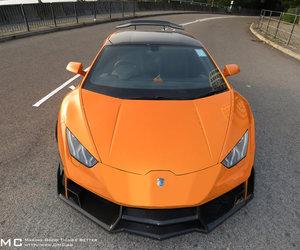 dmc, Lamborghini, and tuning image