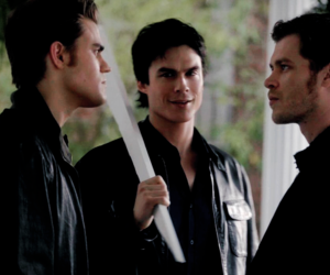 boys, brothers, and paul wesley image