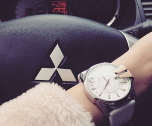 chic, picture, and watch image