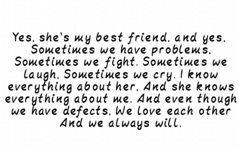 Image About Quotes In Bestfriends By Mia On We Heart It